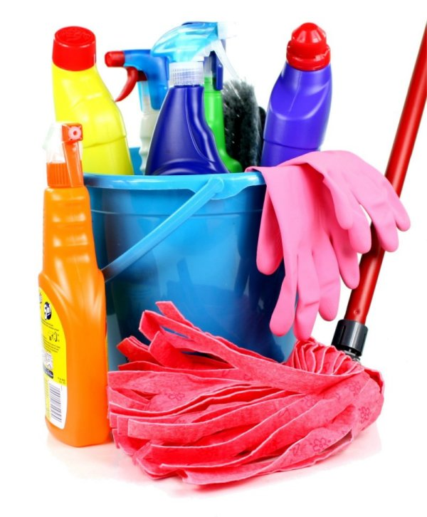 domestic cleaning equipment